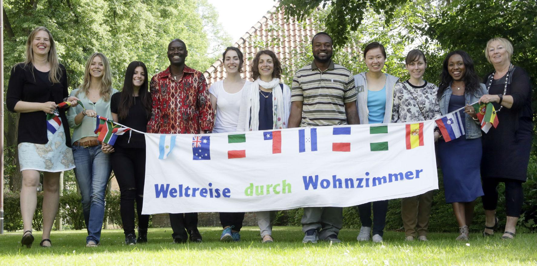 47 weltreise wohnzimmer bremen germany photo of for Wohnzimmertisch noce