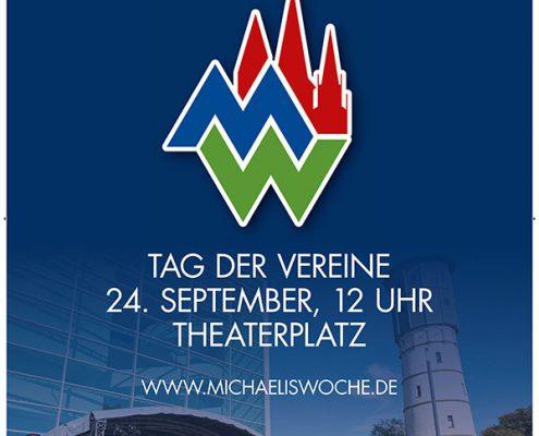 Plakat Tag der Vereine