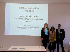 Symposium in Bamberg