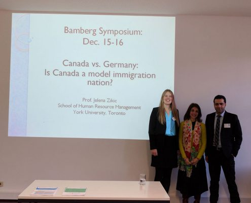 Symposium in Bamberg