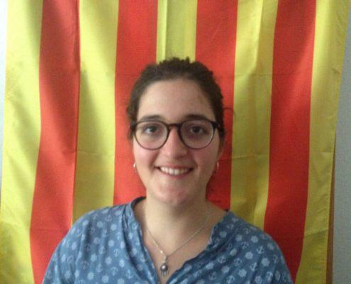 Nuria aus Katalonien