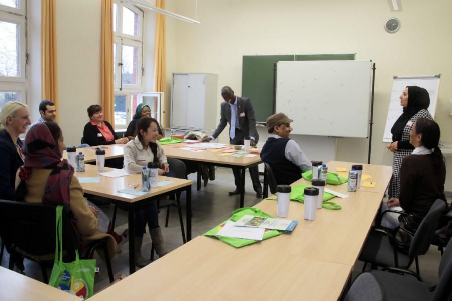Workshop ©Hilla Südhaus