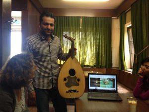 Zu Besuch bei Ahmad