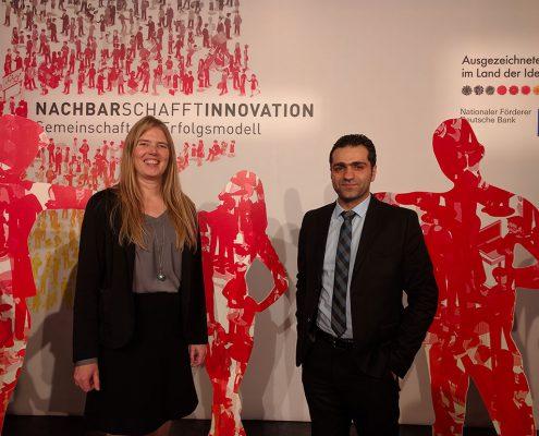 Preisträger-Empfang Land der Ideen